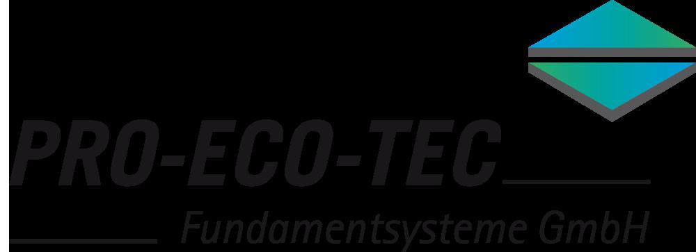 ProEcoTec Fundamentsysteme